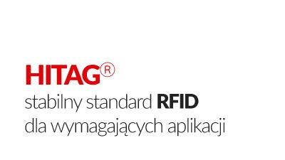 HITAG® stabilny standard RFID dla wymagających aplikacji