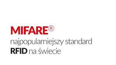 MIFARE® najpopularniejszy standard RFID na świecie
